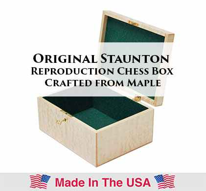 Made in the USA - American Made Chess Products
