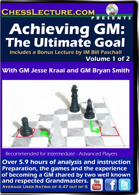 Achieving GM - The Ultimate Goal V1 Front