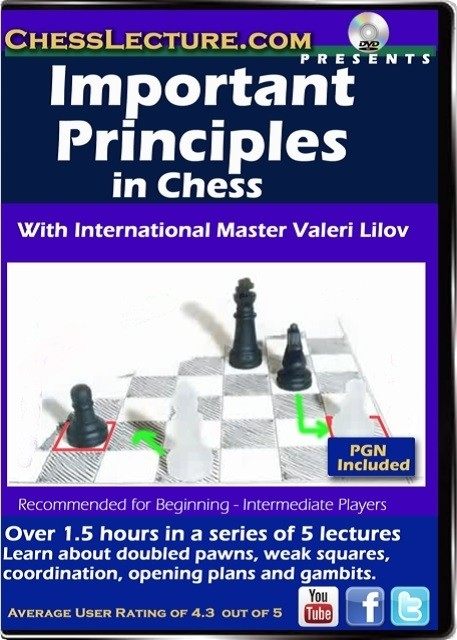 Important Principals in Chess Front