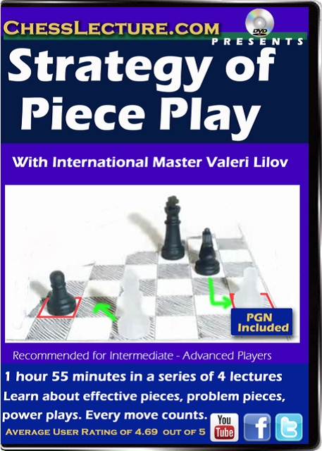 Strategy of Piece Play Front