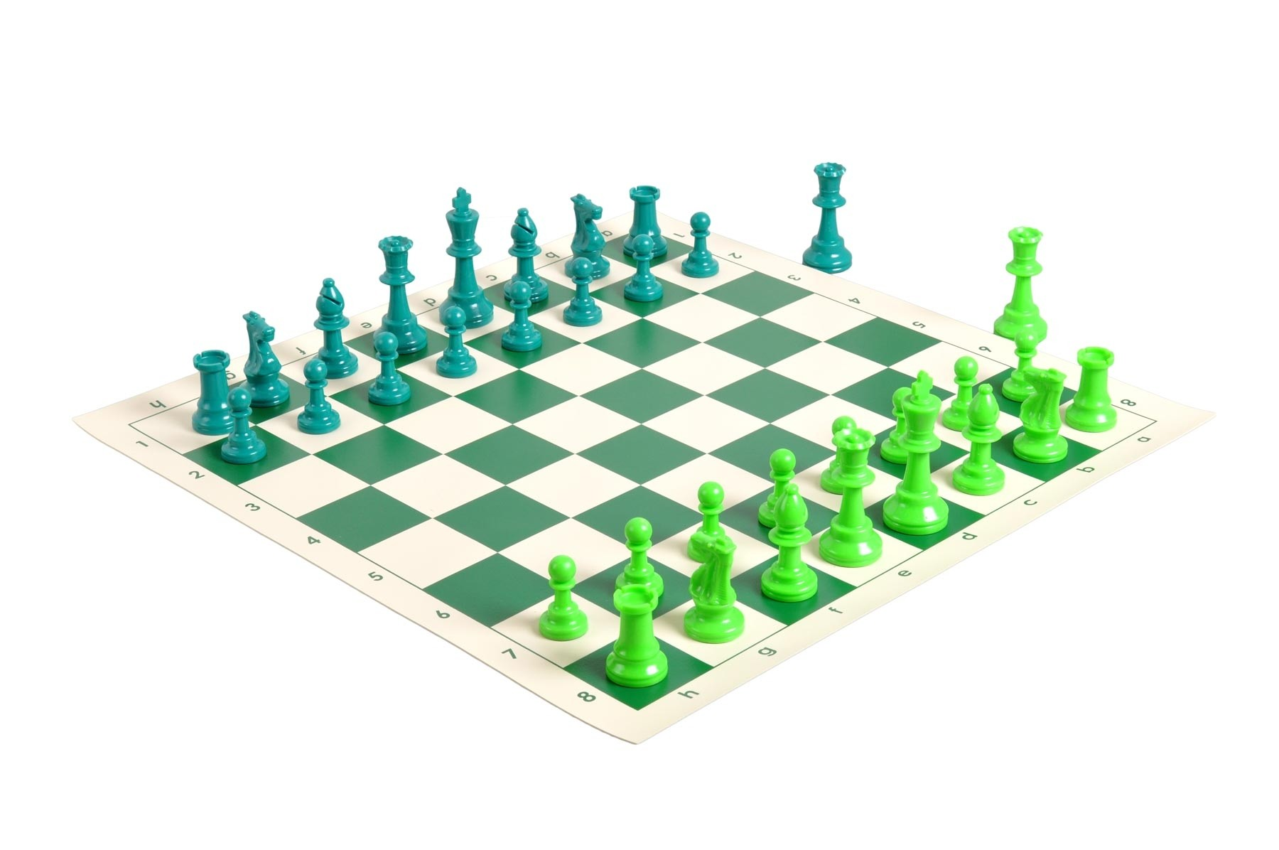 Triple Player Chess Board : Player chess set combination triple weighted