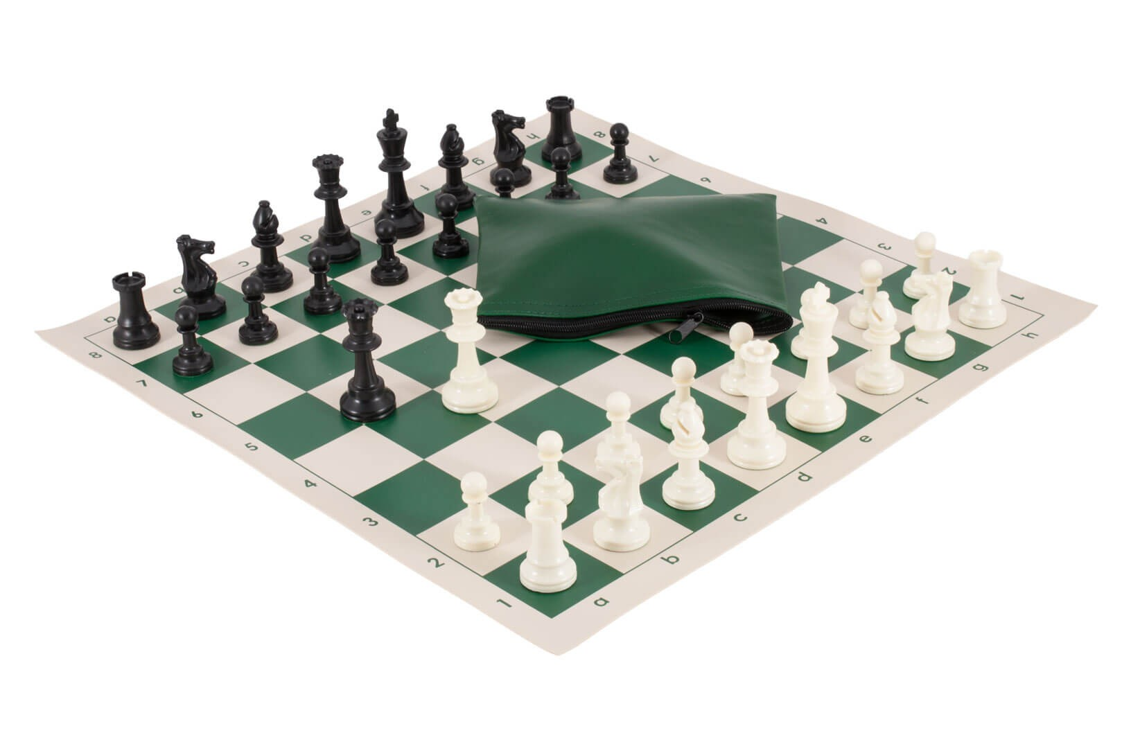 Basic chess set combination - Simple chess set ...