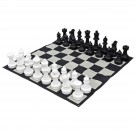 """25"""" Giant Chess Set - Includes Pieces and Board"""