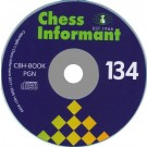 Chess Informant  - ISSUE 134 on CD