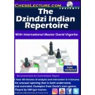 The Dzindzi Indian Repertoire - Chess Lecture - Volume 176