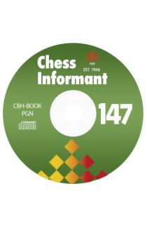 Chess Informant - Issue 147 on CD
