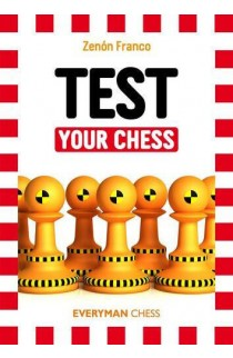SHOPWORN - Test Your Chess