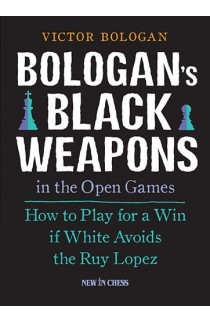 SHOPWORN - Bologan's Black Weapons in the Open Games