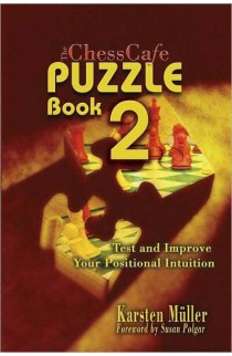CLEARANCE - Chess Cafe Puzzle Book 2