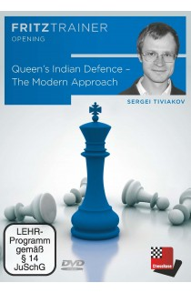 Queen's Indian Defence – The Modern Approach - Sergei Tiviakov