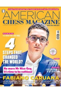 AMERICAN CHESS MAGAZINE Issue no. 16