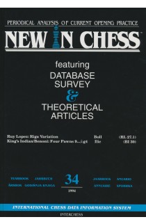 CLEARANCE - NIC Yearbook 34 - PAPERBACK EDITION