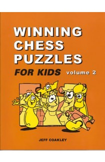 Winning Chess Puzzles for Kids - VOLUME 2