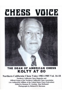 Northern California Chess Voice - 1983-1985 Vol. 16-18