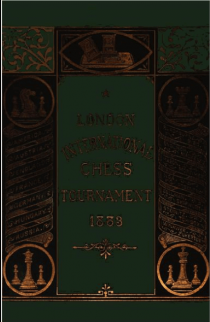 London International Chess Tournament 1883