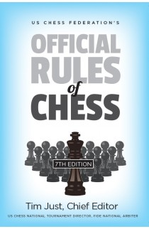 CLEARANCE - US Chess Federation's Official Rules of Chess - SEVENTH EDITION