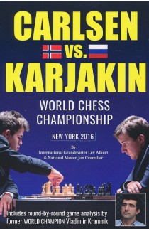 Carlsen vs. Karjakin - World Chess Championship