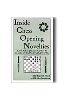 CLEARANCE - Inside Chess Opening Novelties: KID Bayonet Attack
