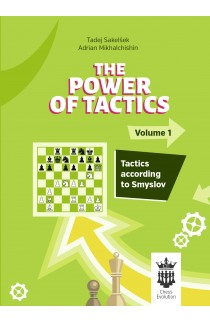 PRE-ORDER - Power of Tactics - Vol. 1 - Tactics According to Smyslov