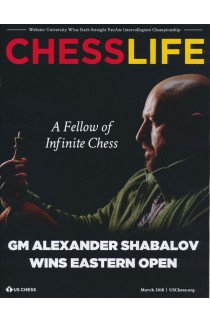 CLEARANCE - Chess Life Magazine - March 2018 Issue