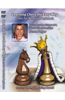 LEARNING CHESS THE EASY WAY - Chess for Absolute Beginners