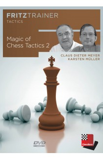The Magics of Chess Tactics - Meyer & Muller - VOL. 2