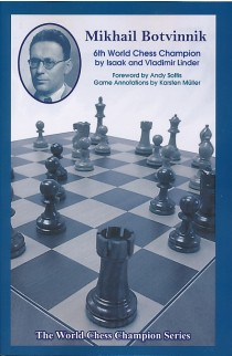 Mikhail Botvinnik - Sixth World Chess Champion