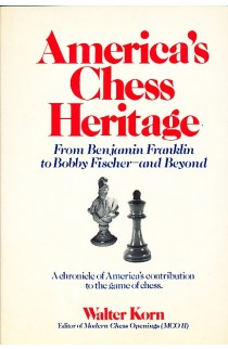 CLEARANCE - Americas Chess Heritage