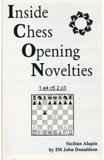 CLEARANCE - Inside Chess Opening Novelties - Sicilian Alapin