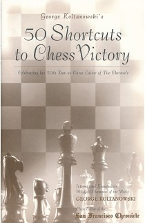 CLEARANCE - 50 Shortcuts to Chess Victory