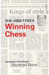 CLEARANCE - The Times Winning Chess