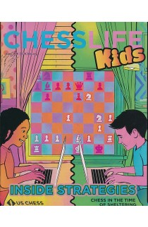 CLEARANCE - Chess Life For Kids Magazine - June 2020 Issue