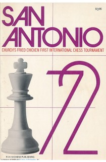 CLEARANCE - San Antonio 1972 - 1st International Chess Tournament