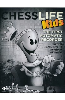 CLEARANCE - Chess Life For Kids Magazine - April 2020 Issue