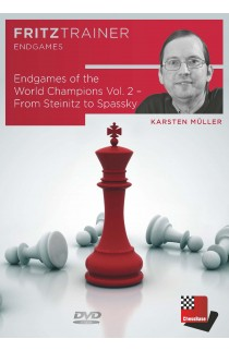 Endgames of the World Champions - From Steinitz to Spassky - Karsten Müller - Vol. 2