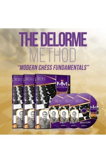 E-DVD MASTER METHOD - The Delorme Method – GM Axel Delorme - Over 15 hours of Content!
