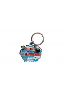 High School 2019 National Championship - Metal Keychain