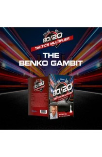 The Benko Gambit - IM Robert Ris - 80/20 Tactics Multiplier