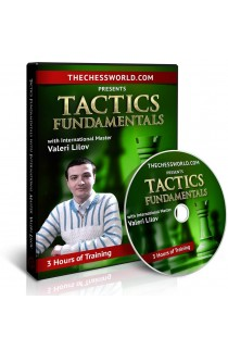 E-DVD Tactics Fundamentals with IM Valeri Lilov