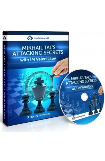 E-DVD Tal's Attacking Secrets with IM Valeri Lilov