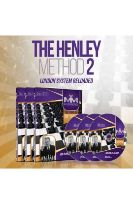 E-DVD - MASTER METHOD - The Henley Method 2 - GM Ron W. Henley - Over 14 Hours of Content!