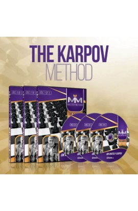 MASTER METHOD - The Karpov Method - GM Anatoly Karpov - Over 15 Hours of Content!