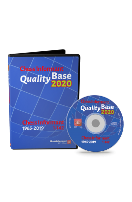 Chess Informant Quality Base 2020