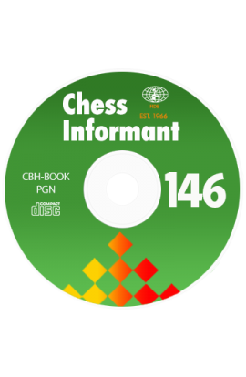 Chess Informant - Issue 146 on CD
