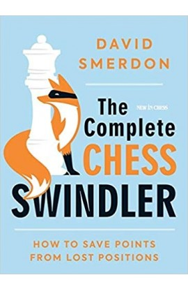 PRE-ORDER - The Complete Chess Swindler