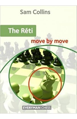 PRE-ORDER - The Reti - Move by Move