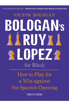 SHOPWORN - Bologan's Ruy Lopez for Black