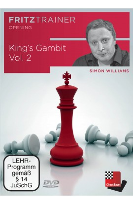 King's Gambit - Simon Williams - VOL. 2