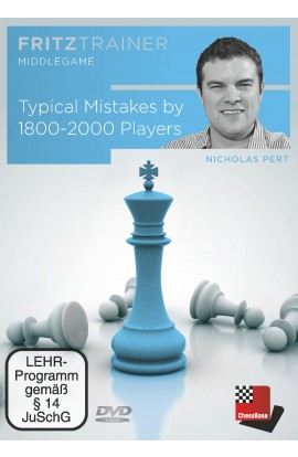 Typical Mistakes by 1800-2000 Players - Nicholas Pert