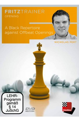 A Black Repertoire Against Offbeat Openings - GM Nicholas Pert
